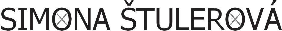 Simona Štulerová Logo